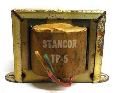 Stancor Transformer Tp-5