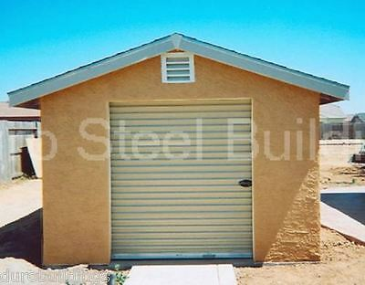 DuroBEAM Steel 20x20x10 Metal Building Prefab DIY Garage Storage Shop Kit DiRECT](Building Kits)