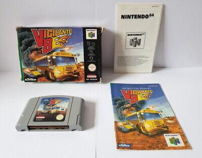 Vigilante 8 N64 Complete