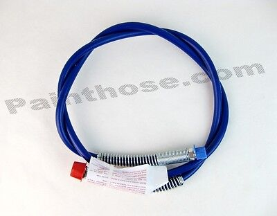 Airless Paint Spray Hose Whip 3300psi 316 X 5 New