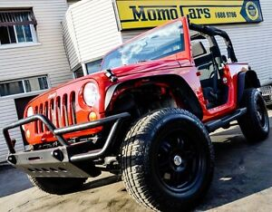2011 Jeep Wrangler SPORT! V6 3.8L! Manual ONLY $184/bi-weekly!