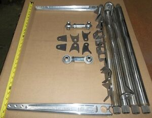 "5 STAR SWAY BAR KIT 28"" X 1.075 X 1 1/8"" X 48 SPLINE HOLLOW BAR Belleville Belleville Area image 4"