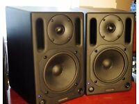 Sonodyne SM 100Ak studio monitors