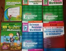 Years 7-10 High School books for sale in Marrickville Sydney Region Preview