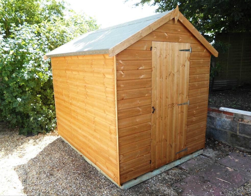 United kingdom england hampshire hook for Quality garden sheds