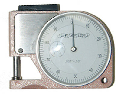 Economy Pocket Dial Thickness Gage - 18170