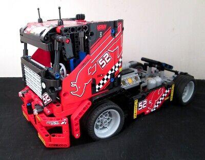 LEGO Technic Race Truck No.42041 w/Manuals - NICE!