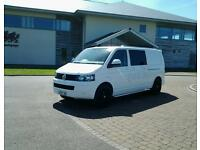 2014 vw t5 transporter campervan lwb only 19k