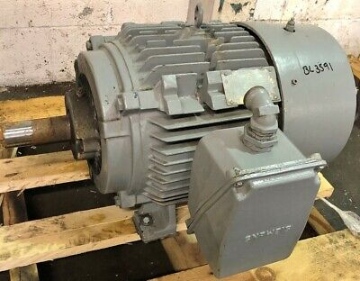 Siemens 25hp Electric Motor
