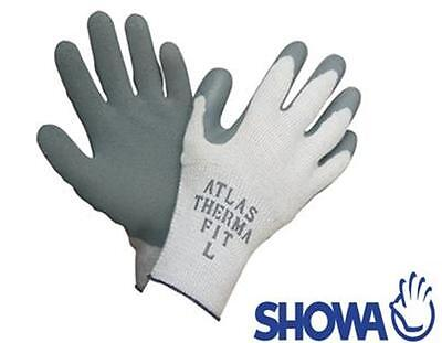 Showa 451 Atlas Therma Fit Insulated Winter Work Glove - Choose Size M,L,XL