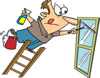 Spring Windows Cleaning