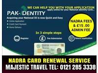 NICOP CARD RENEWAL SERVICE