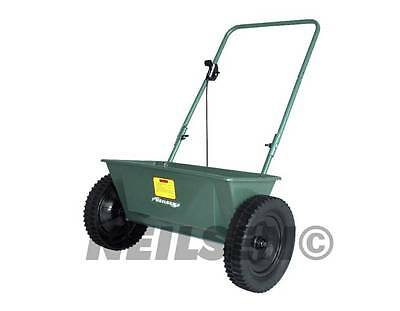 CT2209 60lbs push drop spreader NEW