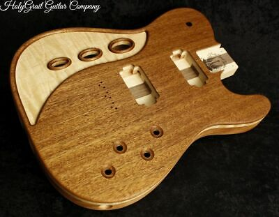 HH Telecaster Body • Mahogany • Flame Maple • Walnut / Tele Body / Pre-Order