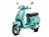 Looking For A Piaggio Vespa