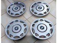 Set of 4No. Wheel trims for BMW 3 Series E36