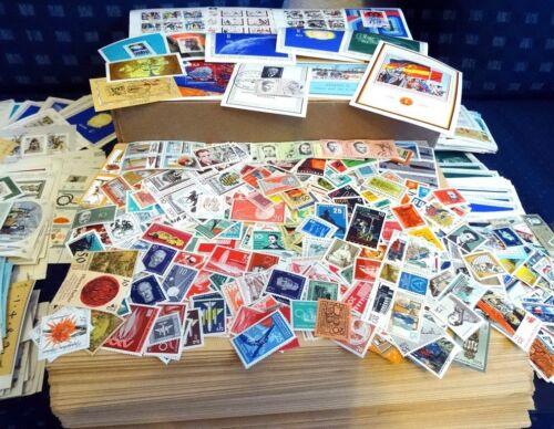 Große Briefmarken-Wunderkiste DDR aus Flohmarkt-Nachlass