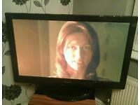 42 INCH PANASONIC TV WITH FREEVIEW