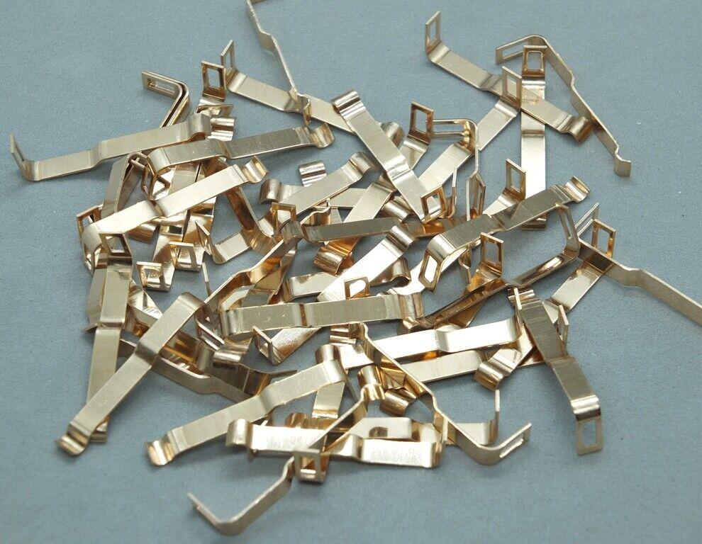 Car Parts - HO Slot Car Parts - HCS AMG - Pick Up SHOES T-JET - Lot of 24 Sets