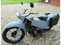 Velocette LE Mark III in very good condition full MOT