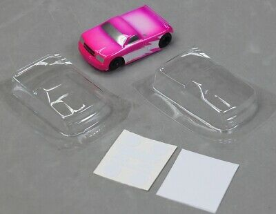 HO Slot Car Parts - HCS F-150 Race Truck .010 Lexan Body Kit Lot of 2 - MASK Kit for sale  Shipping to Canada