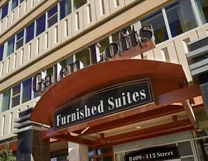 FULLY FURNISHED - The Galen Lofts - Pool, Gym & More! Edmonton Edmonton Area image 16