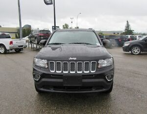 2016 Jeep Compass HIGH ALTITUDE w/ LEATHER, SUNROOF