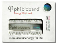 Phi bioband™ - Energy Wristband and free electroDOT™ - Magnetic Harmoniser