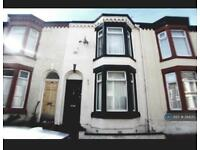 3 bedroom house in Olney St, Liverpool, L4 (3 bed)