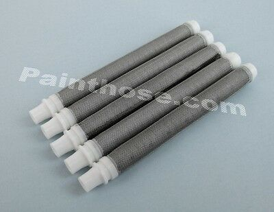 Wagner Spraytech 34377 0034377 0089958 4433 60mesh Filter 5 Pk White