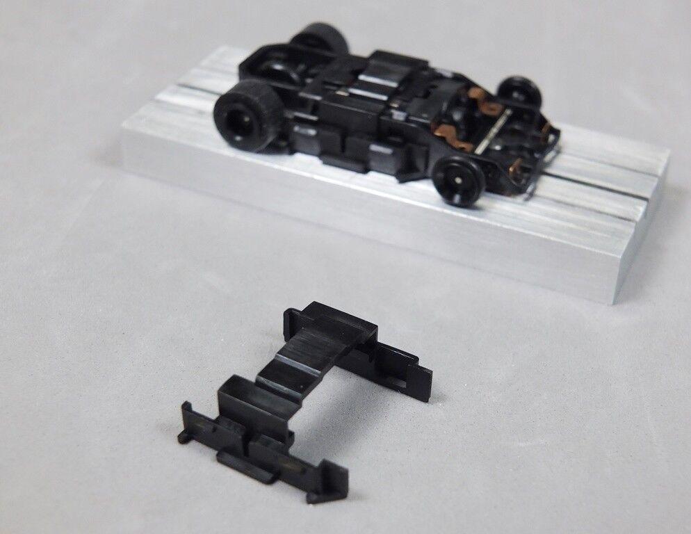Car Parts - Viper HO Slot Car Parts - Tyco 440x2 Wide-Pan Hard Body Clip - 1 each - NEW !!!!