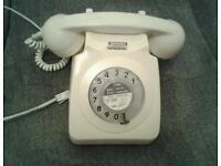 GPO RETRO WHITE HOUSE PHONE
