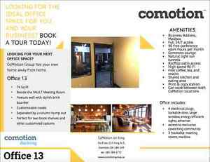 CoMotion | Office 13 | CoWorking