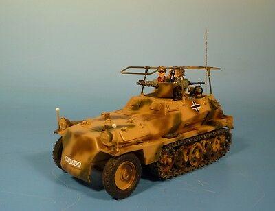 Orig.Lineol (Elastolin) Wehrmacht – SPW Sd.Kfz.250/3 von Kleist- für 7cm Figuren
