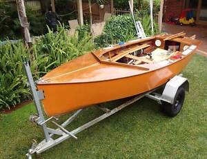 GP-14 - General Purpose 14 ft Sailing Dinghy and 4 HP Outboard Rye Mornington Peninsula Preview