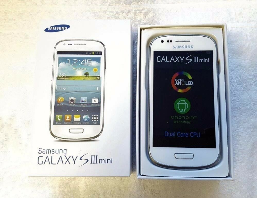 Samsung Galaxy S3 mini BRAND NEW BOXEDin Allerton, West Yorkshire - Samsung Galaxy S3 miniBRAND NEW BOXED GALAXY S3 mini & WARRANTYUsed original UK stock New £44.99Used£40contact 07466588115free cover pouch or screen glass protectorALL UNLOCKING SOFTWARE & SCREEN REPLACEMENT WITHIN 5 minutes ALL Original...