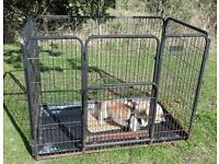 Small Animal/Puppy/Dog Cage/Kennel/Crate/Pen Heavy Duty