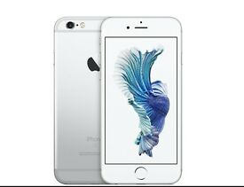 iPhone 6s 64gb Silver *STILL AVAILABLE* £280
