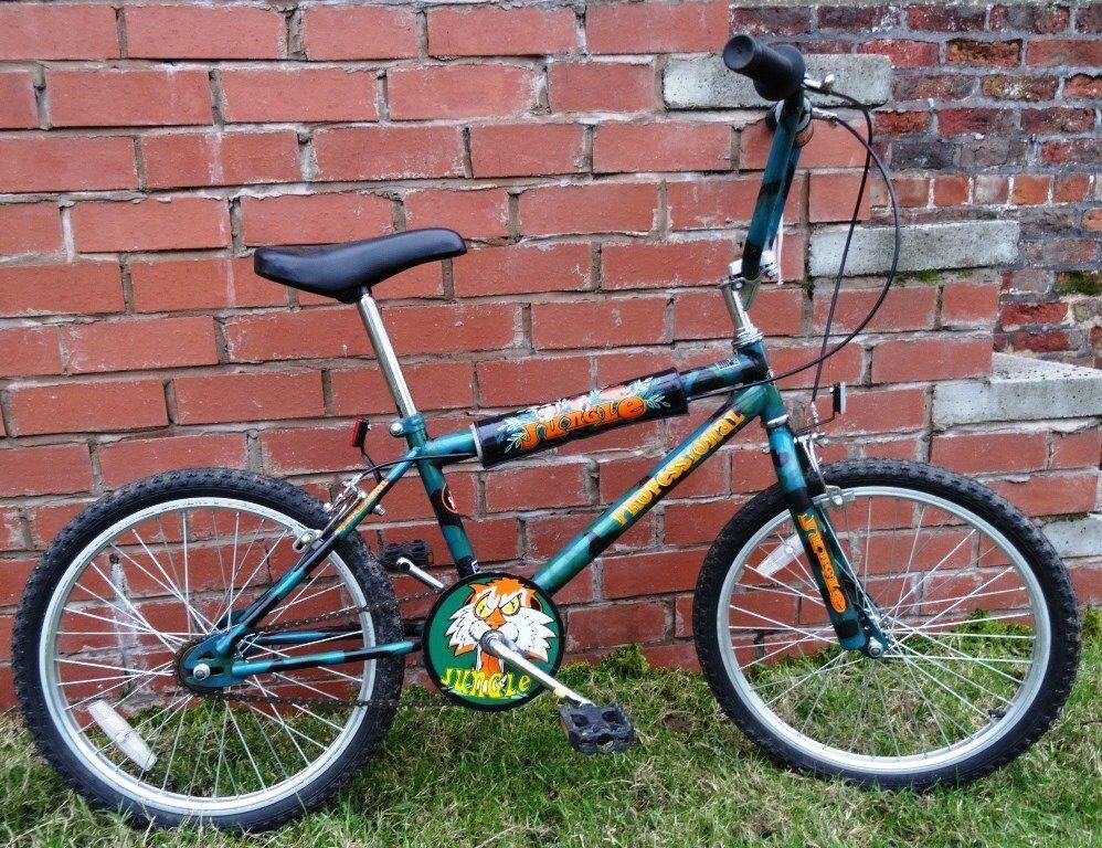 For Sale BMX Professional Jungle bike. Still for sale.
