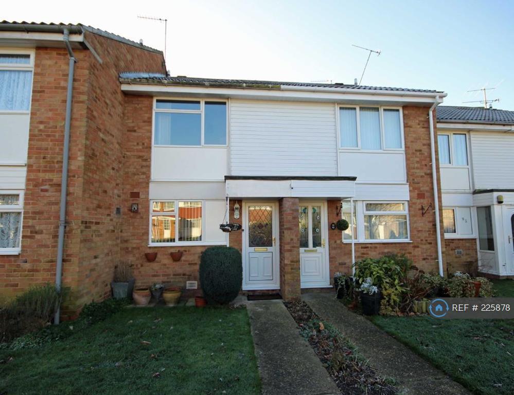 2 bedroom house in Wordsworth Road, Hamton, TW12 (2 bed)