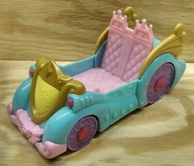 2012 Hasbro MLP My Little Pony Princess Celebration Replacement Teal Car Toy
