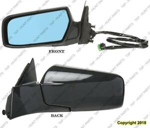 Door Mirror Power Driver Side Heated With Memory Power Folding Cadillac CTS 2003-2007