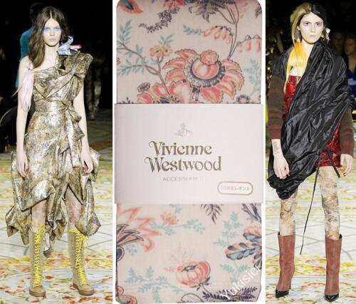 Vivienne Westwood Fairy Footles Leggings Alpine Florals-Nude-Size M-L