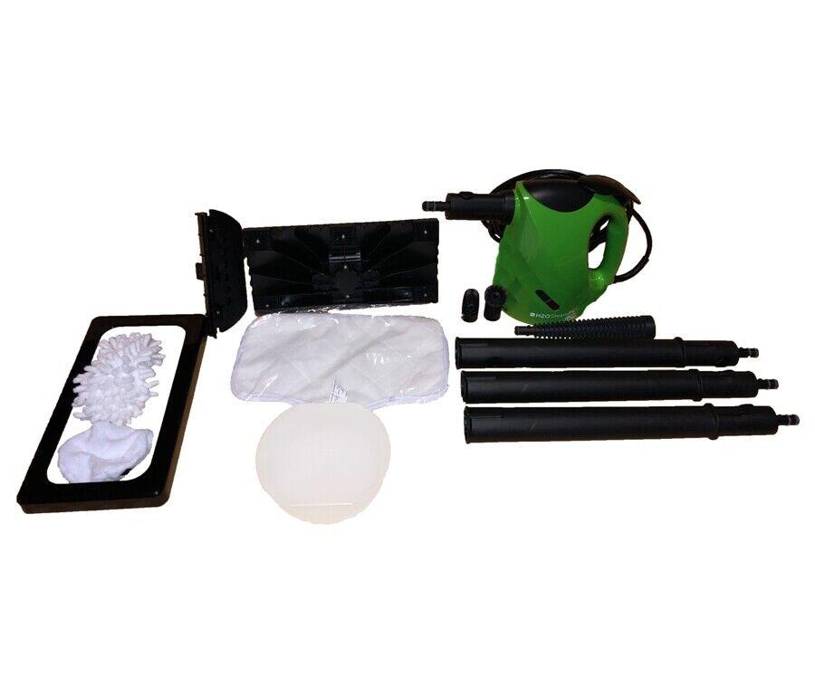 H2O Steam FX Pro Handdampfreiniger - Dampfreiniger - Dampfmop - Retouren Ware