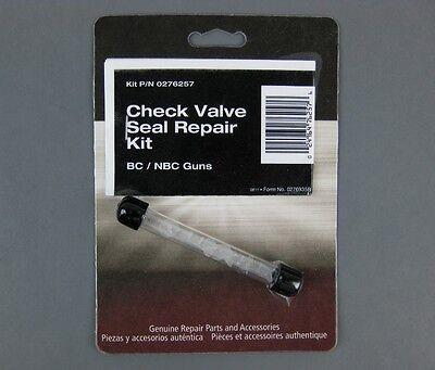 Titan Capspray 0276257 Or 276257 Check Valve Seal Repair Kit - Oem