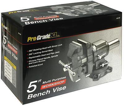 Multi Purpose Bench Vise - 5