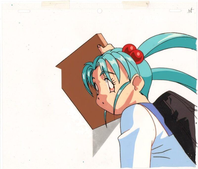 Anime Cel Tenchi #324