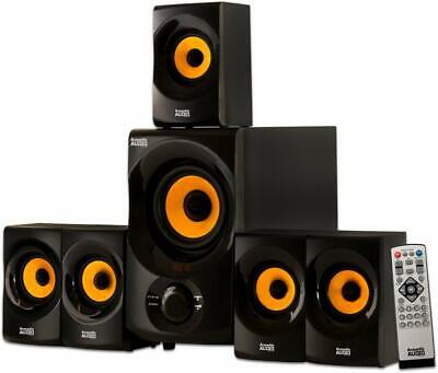Surround Sound System For TV 4k Best 5.1 Bluetooth Home Full Theater