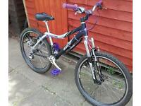 Onza traptor trials mountian bike