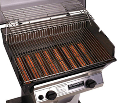 Combination Gas Grill - BROILMASTER  R3BN Infrared Gas Grill Head Combination Natural Gas #R3BN